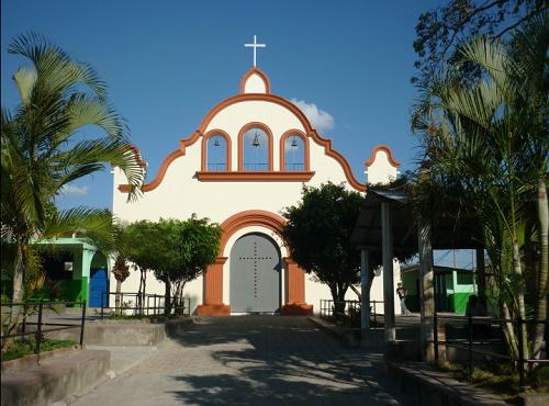 Candelaria de la Frontera, Santa Ana, El Salvador