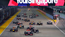2012 F1 Singapore GP starts off