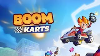 Boom Karts MOD APK v1.3.3 (Unlimited Coins/ Crystals)