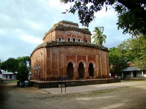 Kantaji Temple at Dinajpur