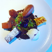 chocolate three ways