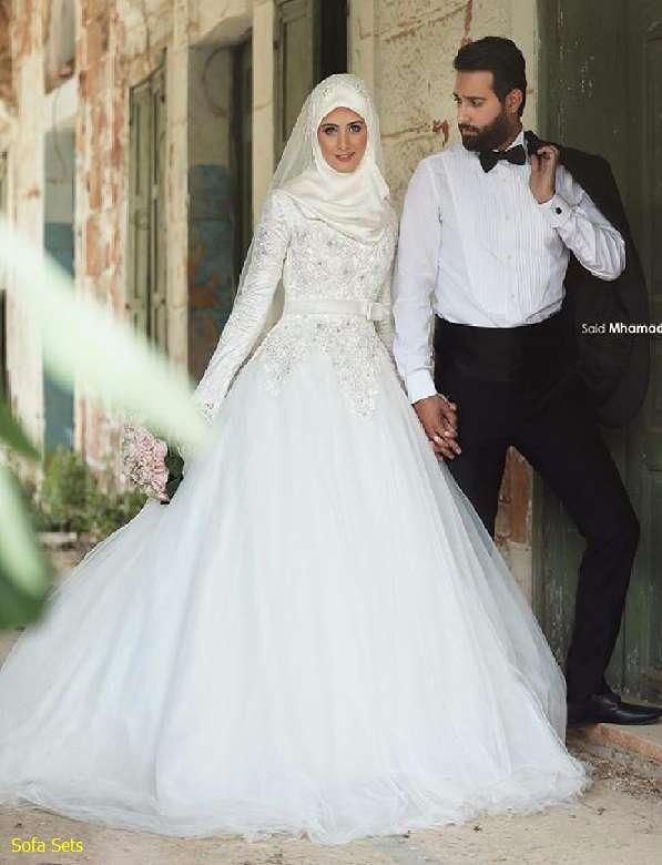 066f15184 %25D9%2581%25D8%25B3%25D8%25A7%25D8%25AA فساتين زفاف محجبات ...