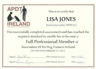 apdt certificate