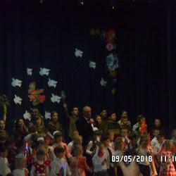 Концерт, посвященный 73 годовщине Победы в ВОВ (Краснополянский СДК)