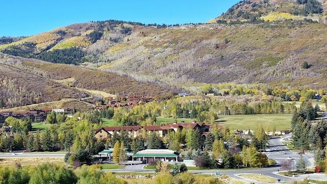 Payday drive and Thaynes canyon drive, Park city Utah