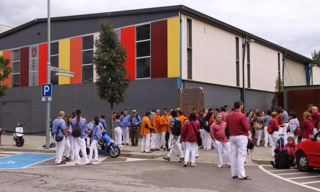 Trobada de Colles de lEix, Salt 18-09-11 - 20110918_102_Salt_Colles_Eix.jpg