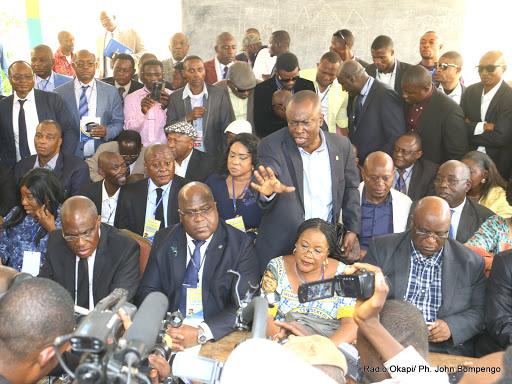 Le Rassop annonce des actions pour obtenir le départ de Kabila et les élections dans les delais — Conclave du Rassemblement