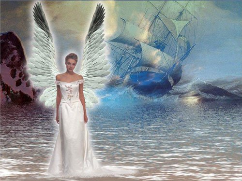 Angel On The Shore, Angels 2