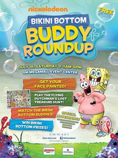 events, Nickelodeon, kids, announcement, weekend
