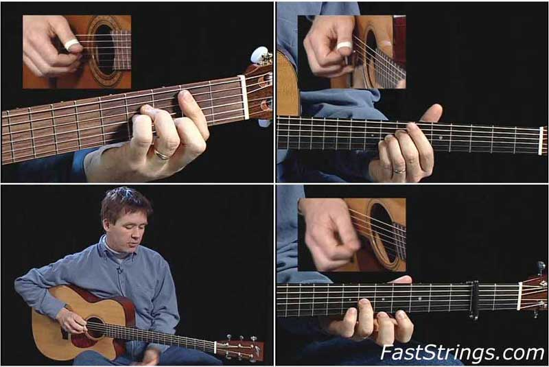 Pete Huttlinger - Arrangements for Solo Acoustic Guitar 1