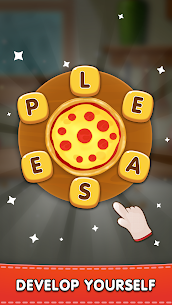 Word Pizza – Word Games Puzzles 5