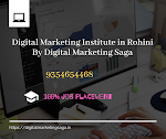 Digital Marketing Institute in Rohini by Digital Marketing Saga