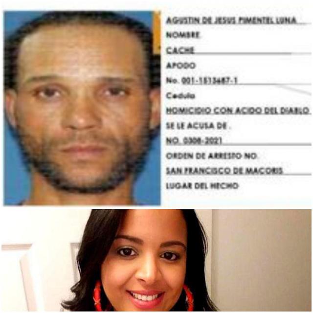 Salcedo, provincia Hermanas Mirabal: Policía Identificó al presunto autor del Ataque con ácido del diablo a Yanelis Arias López