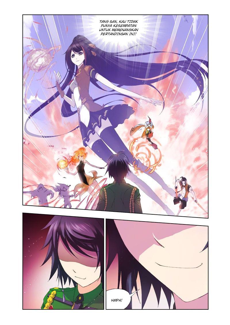 Baca Manga Soul Land Chapter 96 Komik Station