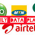 Best Cheap Daily Data Plans From Network Providers In Nigeria