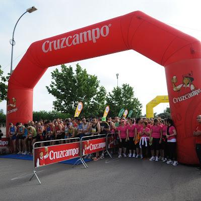 Media de Almagro 2011 - Carrera
