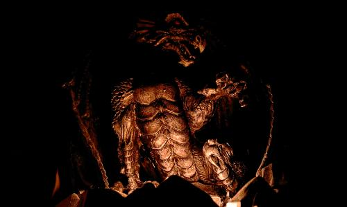 Dragon In The Dark, Dragons