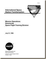 International Space Station Familerization_01