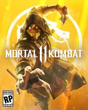 Mortal COMBAT 11 HIGLY COMPRESS
