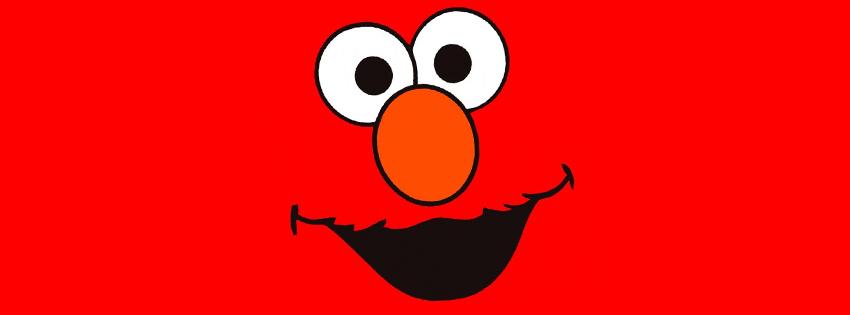 Portadas para facebook Elmo