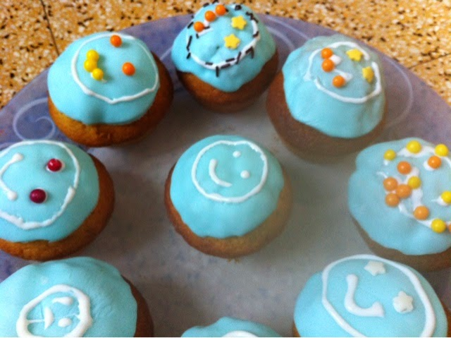 Cupcake vahiné les initiés