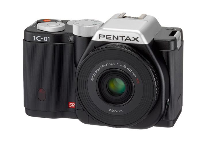 【正式發表】K-01 細節規格 (歐洲Pentax官網正式發佈)