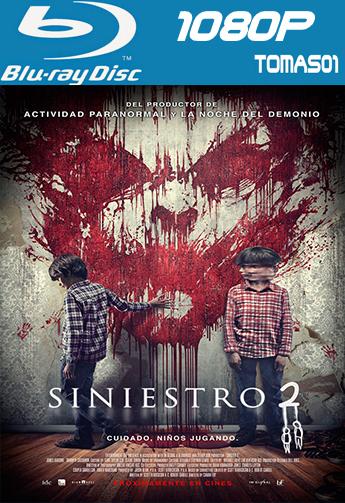 Siniestro 2 (Sinister 2) (2015) BRRip 1080p