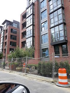 The 7500 Block of Arlington Road in 2021