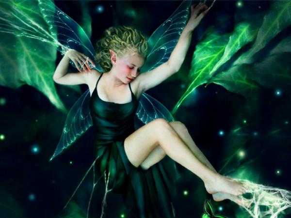 Sweet Pixy Lady, Fairies 4