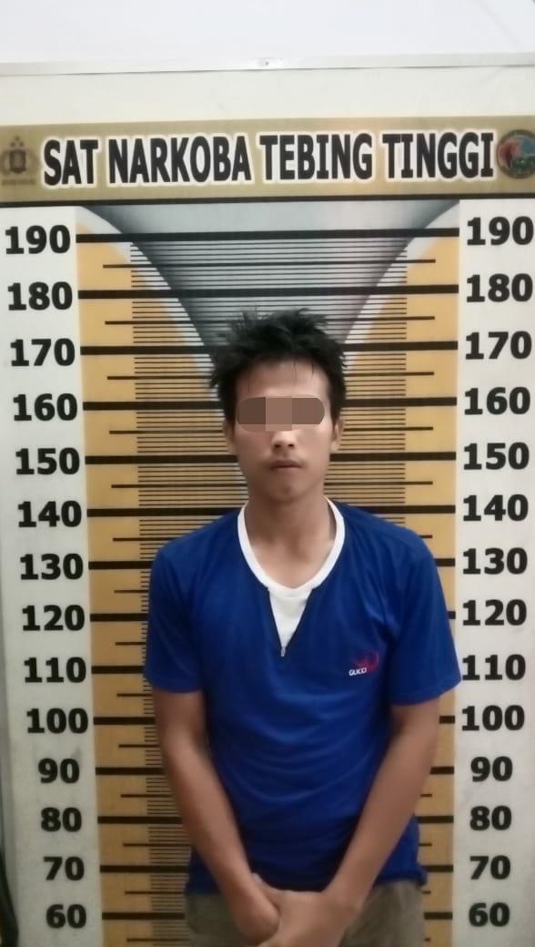 Simpan Sabu 5,34 Gram Dalam Saku Celana, WN Diringkus Polisi