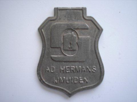Naam: AD HermansPlaats: IJmuidenJaartal: 2000