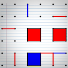 Dots and Boxes - Squares Free icon