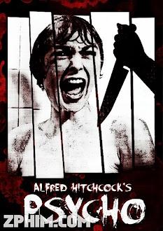 Tâm Thần Hoảng Loạn - Psycho (1960) Poster