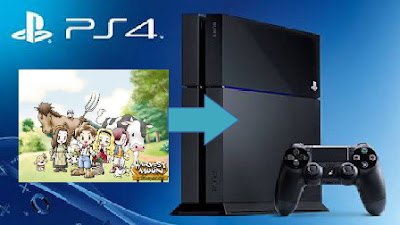Harvest Moon ialah salah satu dari sekian banyak game simulasi pertanian yang sukses men Dua Seri Harvest Moon Akan Hadir di PS4