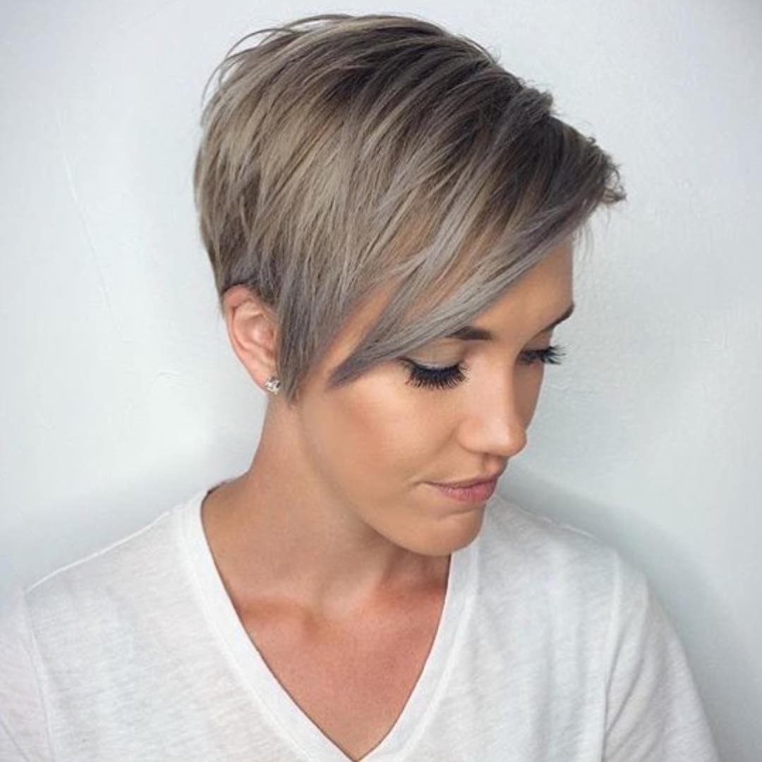Pixie Haircuts Trend 2017 & 2018 for Women