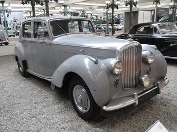 2017.08.24-186 Bentley berline Type MK6 1950