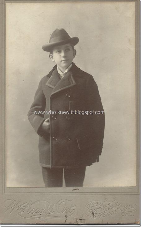 Colman Schwartz 1896