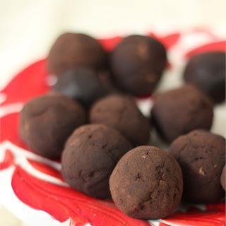 Cocoa Peanut Truffles