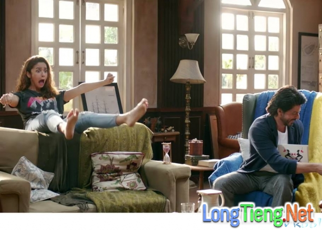 Xem Phim Cuộc Sống Mến Thương - Dear Zindagi - phimtm.com - Ảnh 4
