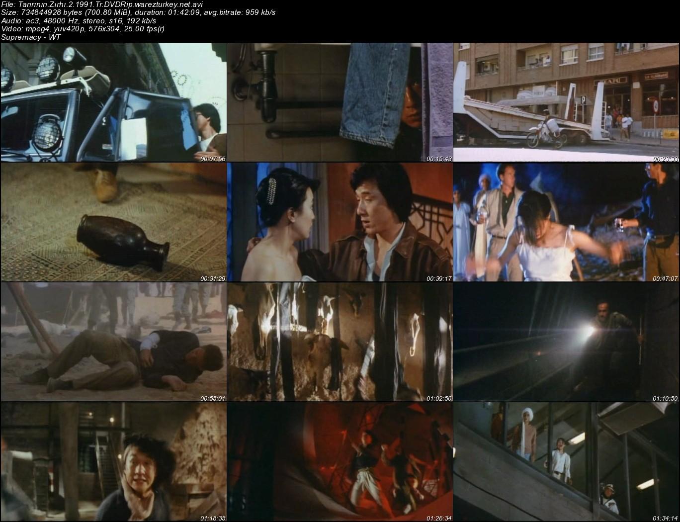 Tanrının Zırhı 1-2 - Türkçe Dublaj DVDRip Tek Link indir