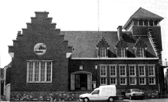 Figuur 20: Het nieuwe Gemeentehuis, nu gebruikt door partikulieren.