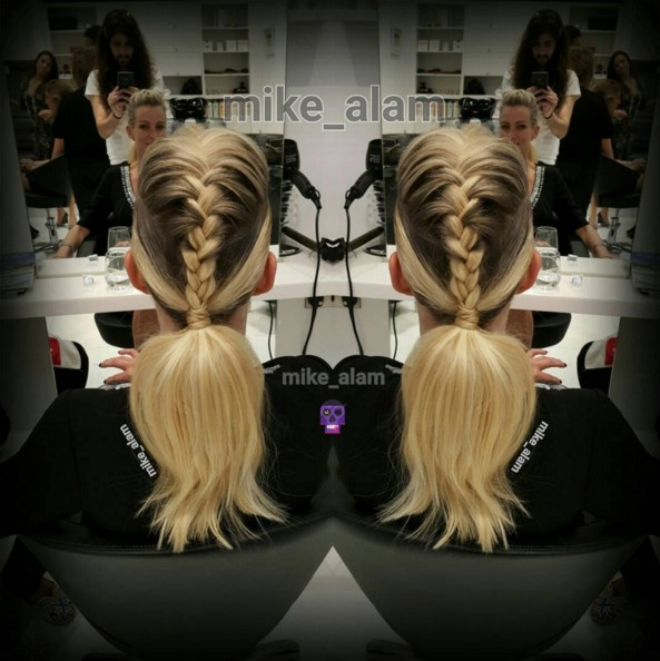 25 Trendy Ombre Hair Color Notion for Women 2018 4