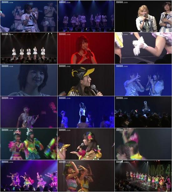 (LIVE)(公演) NMB48 チームN「ここにだって天使はいる」公演 160613 160621