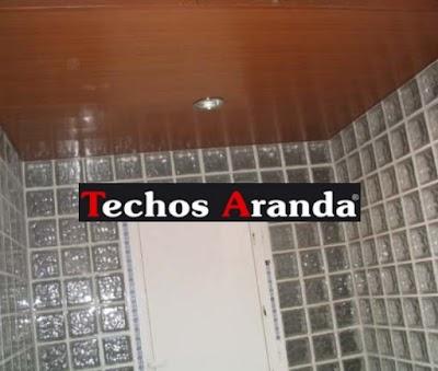 Pagina web de montadores techos Madrid