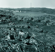 1977 г. Дальние Зеленцы Мурманской области. Губа Ярнышная