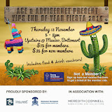 NZ YIPs - Movember Mexico Mixer