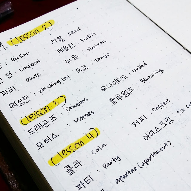belajar bahasa korea dengan duolingo