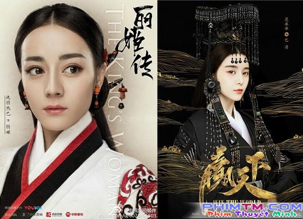 """Phim của Phạm Băng Băng bị chê ỏng eo vì """"lai căng"""" Tần Thuỷ Hoàng - Ảnh 5."""