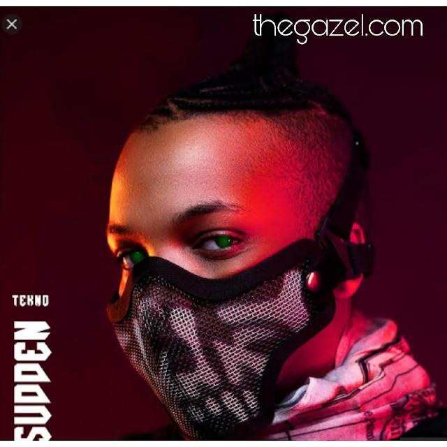 Download Tekno - Sudden MP3 download » Thegazel.com (download Mp3)