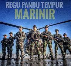 Regu Pandu Marinir TNI AL